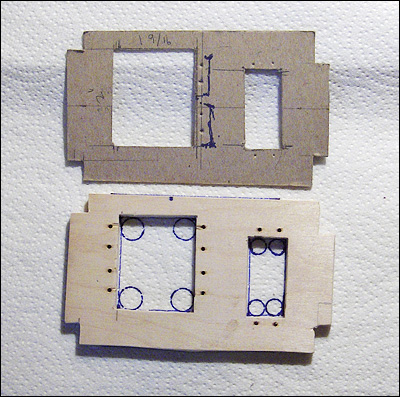 Servo Tray And Template