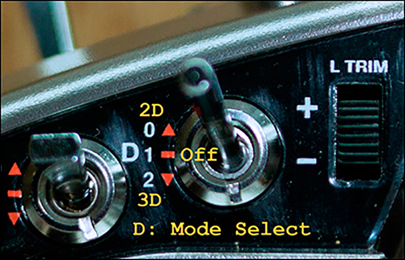Mode Select Switch D